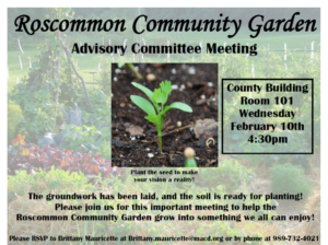 Roscommon Community Garden